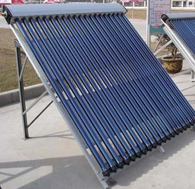 Ce sunt panourile solare cu tuburi vidate?